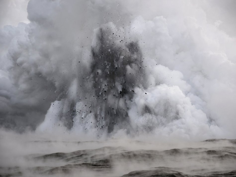 Kilauea: Pictures of Leilani eruption in 2018